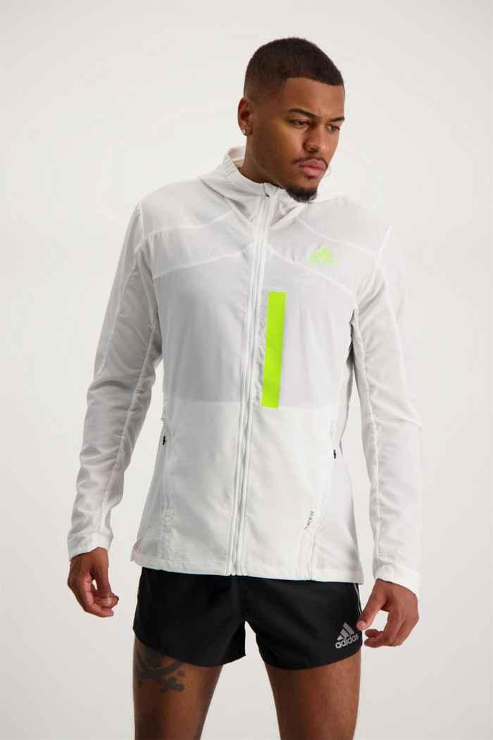 adidas Performance Marathon Translucent veste de course hommes 1
