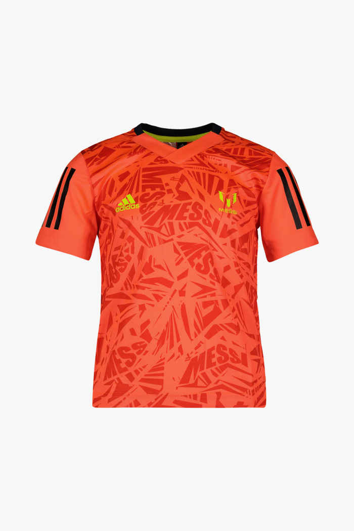 adidas Performance Messi Football Inspired Iconic t-shirt bambini 1
