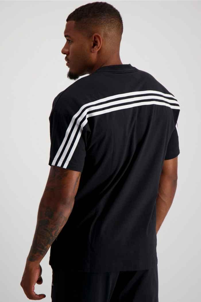 adidas Performance Must Haves 3-Streifen Herren T-Shirt 2