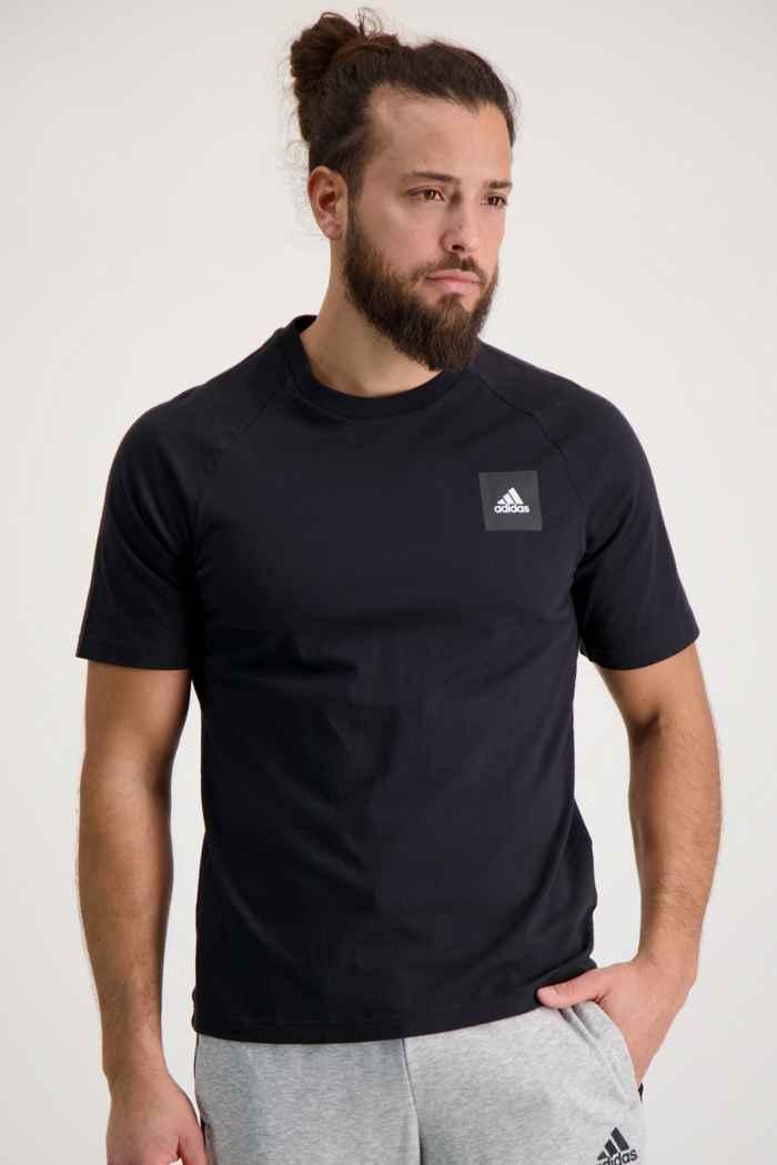 adidas Performance Must Haves Stadium Herren T-Shirt Farbe Schwarz 1