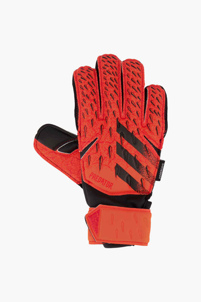 adidas Performance Predator Fingersave Match gants de gardien enfants 1