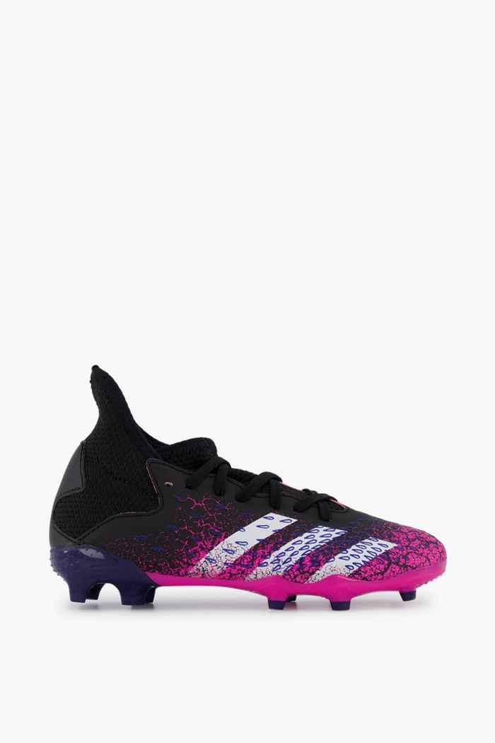 adidas Performance Predator Freak.3 FG scarpa da calcio bambini Colore Nero 2