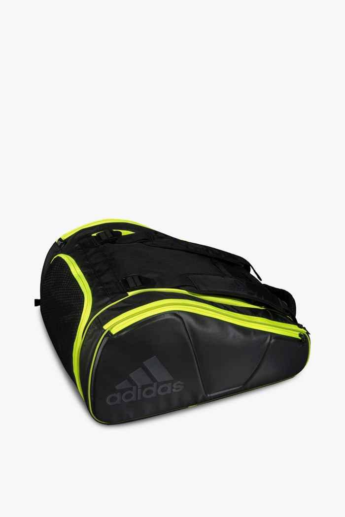 adidas Performance Pro Tour Lime borsa da padel 1