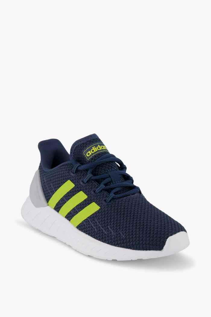 adidas Performance Questar Flow NXT K sneaker enfants Couleur Bleu pétrole 1
