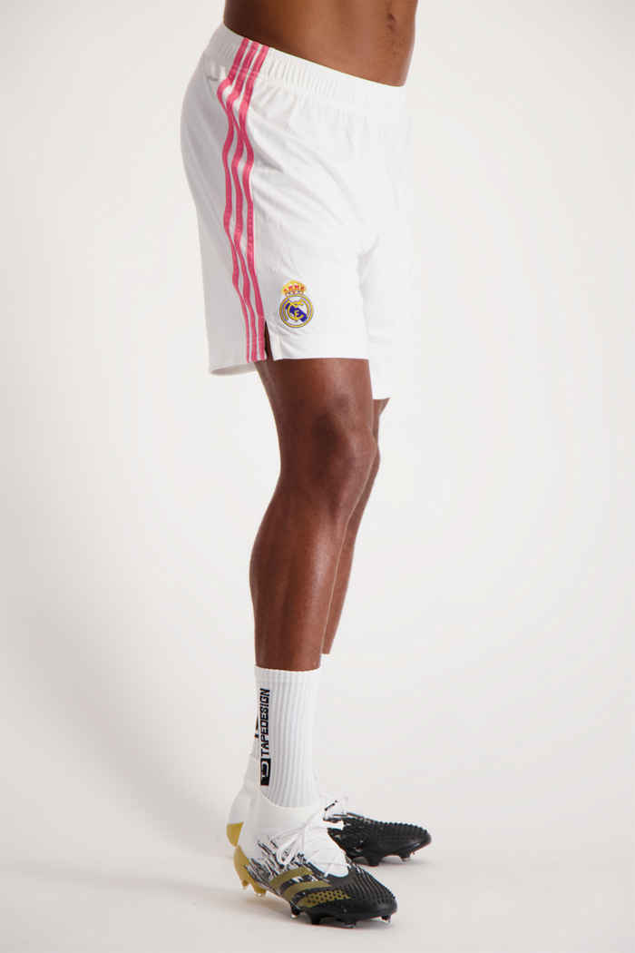 adidas Performance Real Madrid Home Replica Herren Short 1