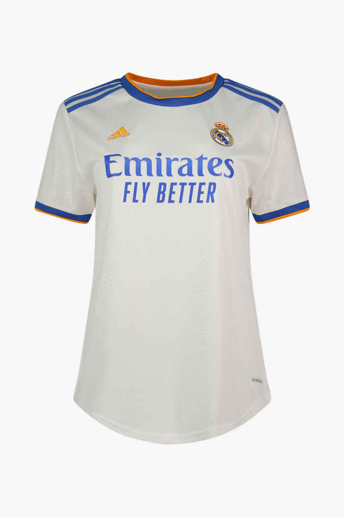 adidas Performance Real Madrid Home Replica maillot de football femmes 1
