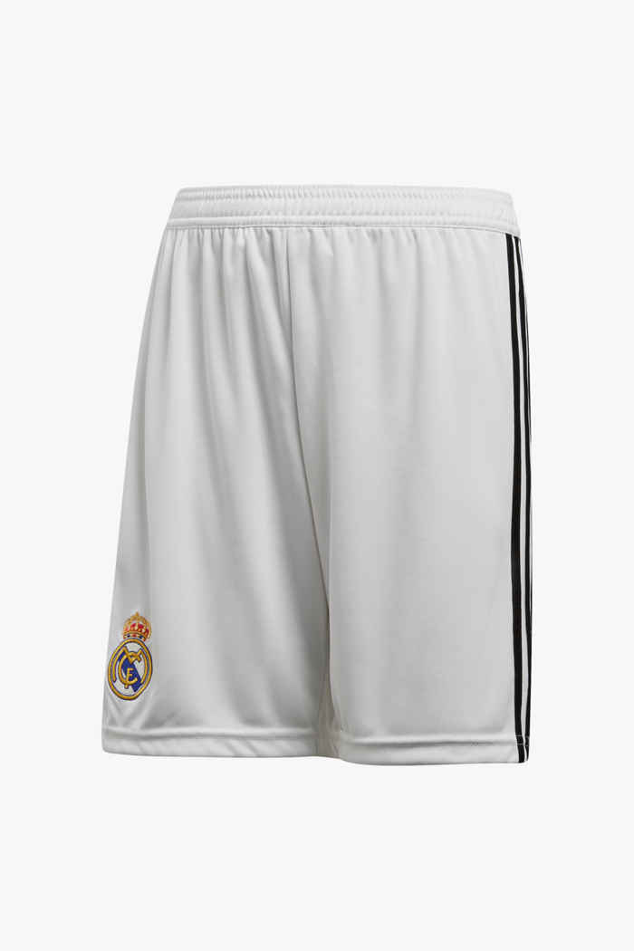 adidas Performance Real Madrid Home Replica short bambini 1