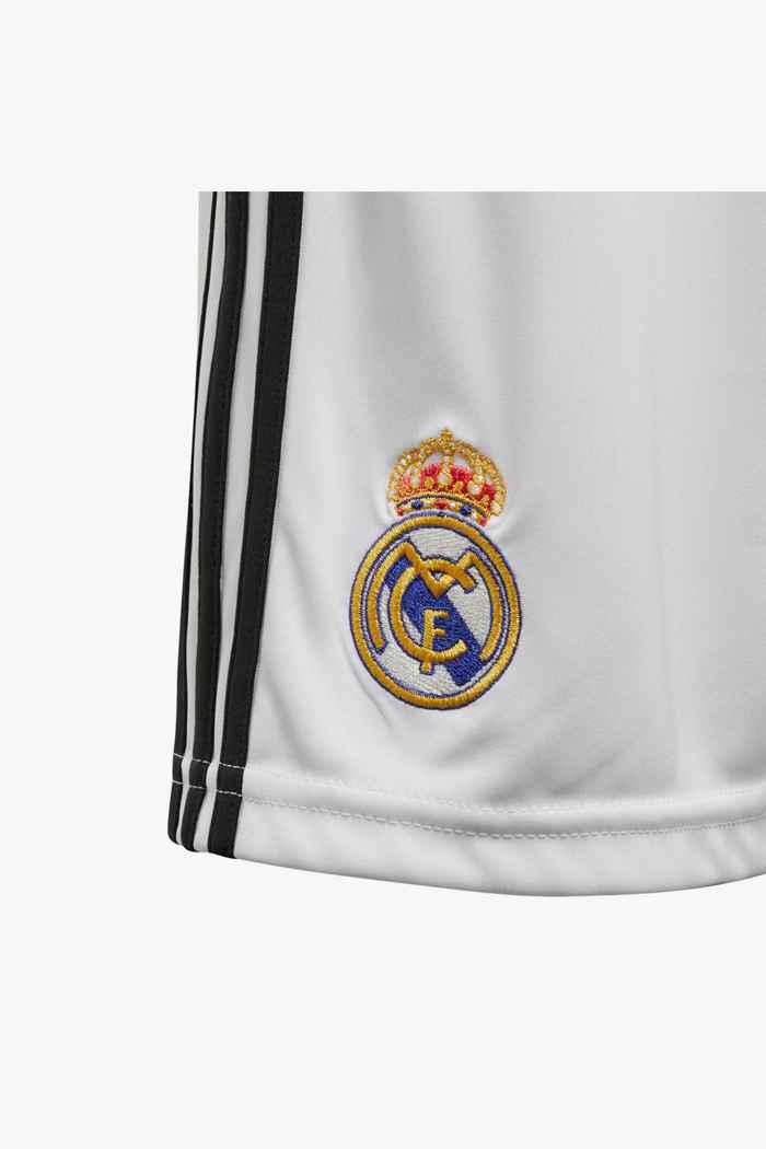 adidas Performance Real Madrid Home Replica short bambini 2