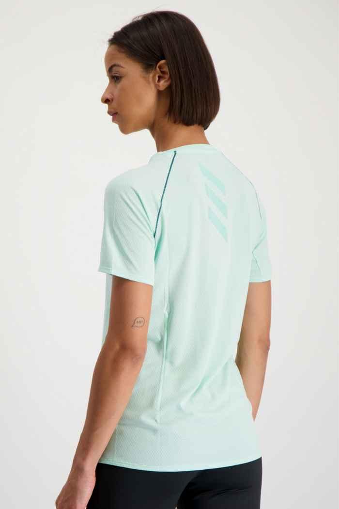 adidas Performance Runner t-shirt femmes Couleur Menthe 2