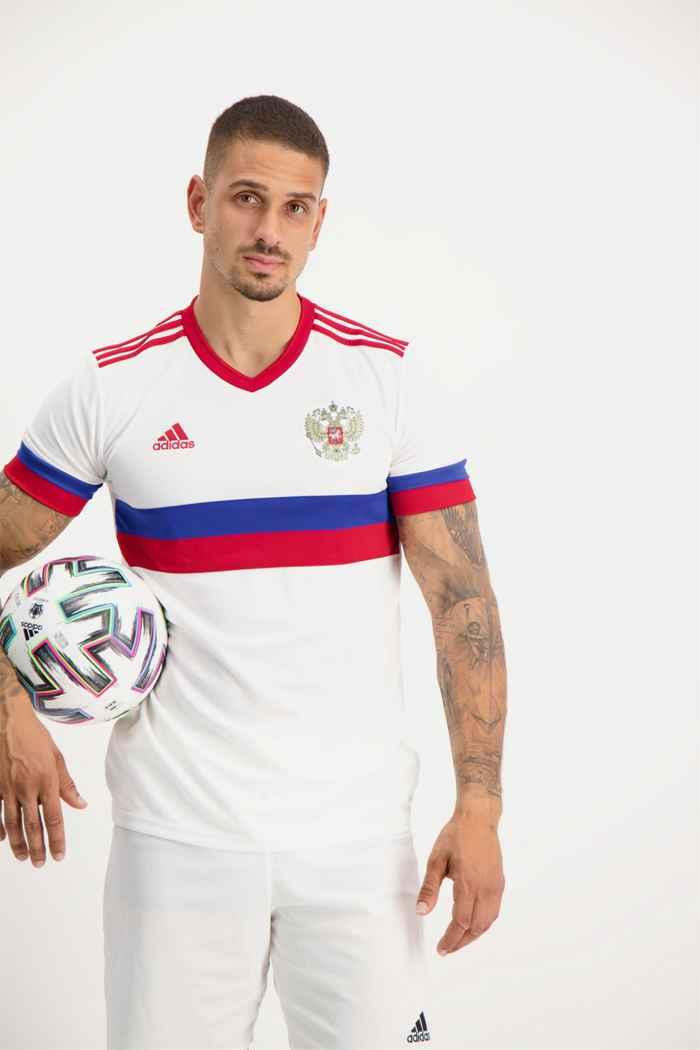 adidas Performance Russia Away Replica maglia da calcio uomo 1