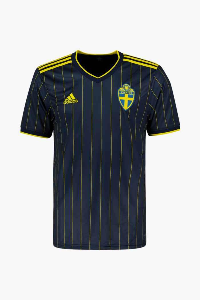 adidas Performance Schweden Away Replica Herren Fussballtrikot 1