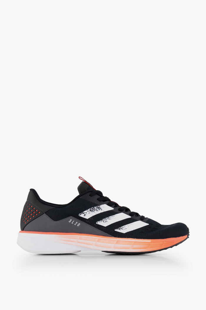 adidas Performance SL20 scarpe da corsa uomo 2