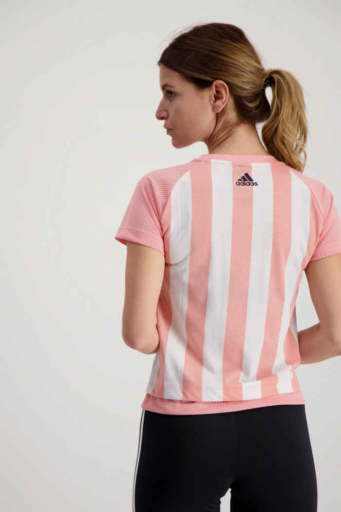 adidas Performance Slim Graphic t-shirt femmes 2