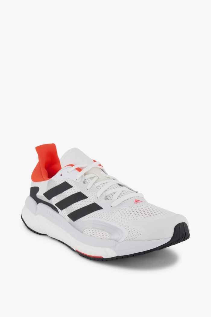adidas Performance Solar Boost 3 Herren Laufschuh Farbe Weiß 1