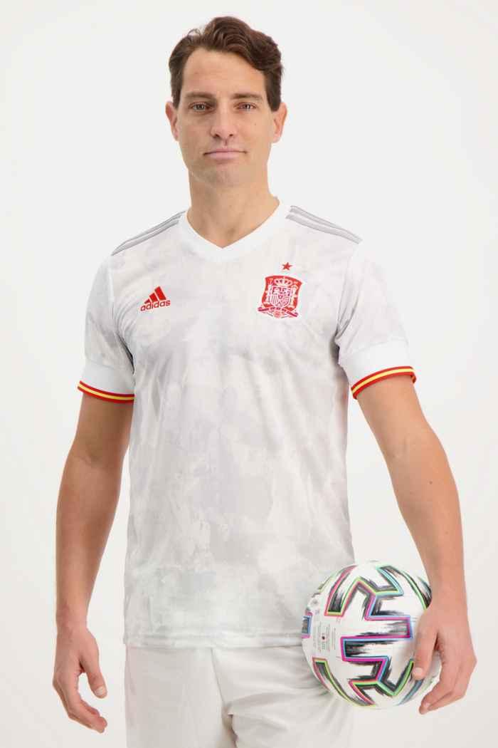 adidas Performance Spanien Away Replica Herren Fussballtrikot 1