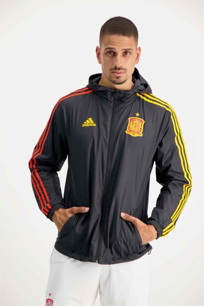 adidas Performance Spanien Herren Trainingsjacke 1
