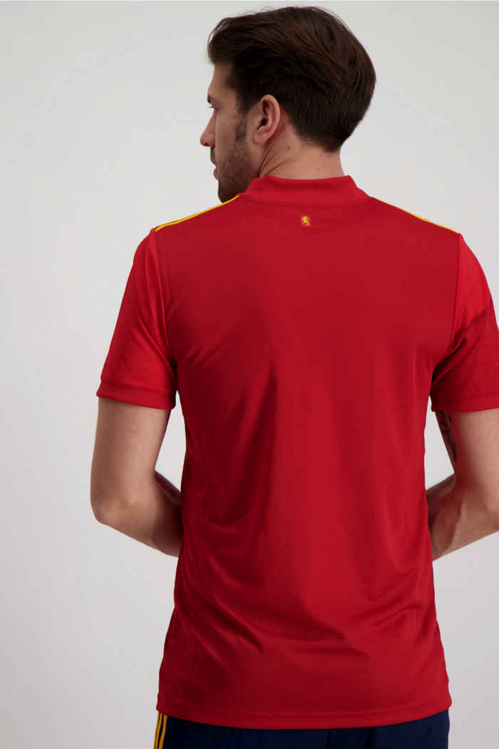 adidas Performance Spanien Home Replica Herren Fussballtrikot 2