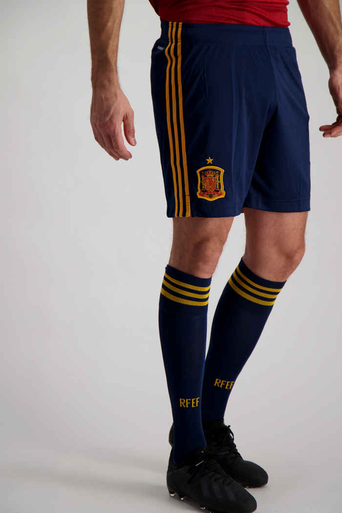 adidas Performance Spanien Home Replica Herren Short 1