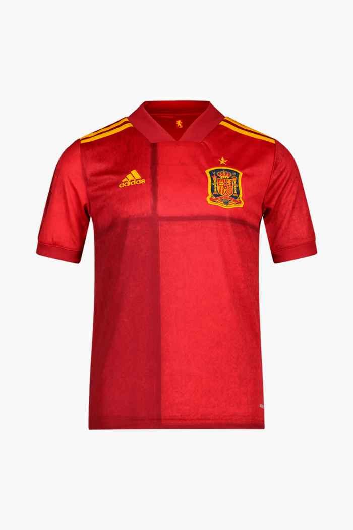 adidas Performance Spanien Home Replica Kinder Fussballtrikot 1