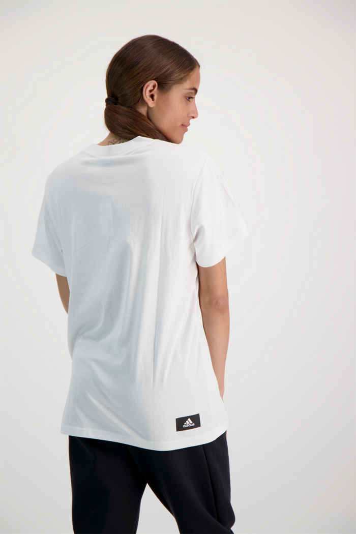 adidas Performance Sportswear Future Icons Logo Graphic t-shirt femmes 2