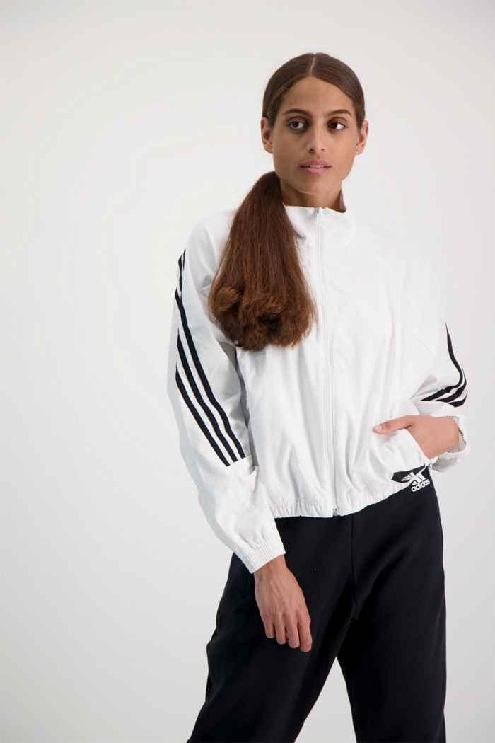 adidas Performance Sportswear Future Icons Woven veste de sport femmes 1