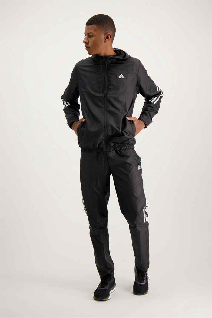 adidas Performance Sportswear Hooded Herren Trainingsanzug 1