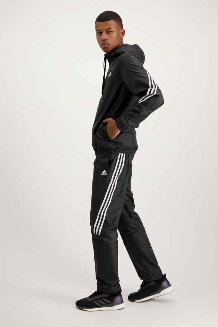 adidas Performance Sportswear Hooded Herren Trainingsanzug 2