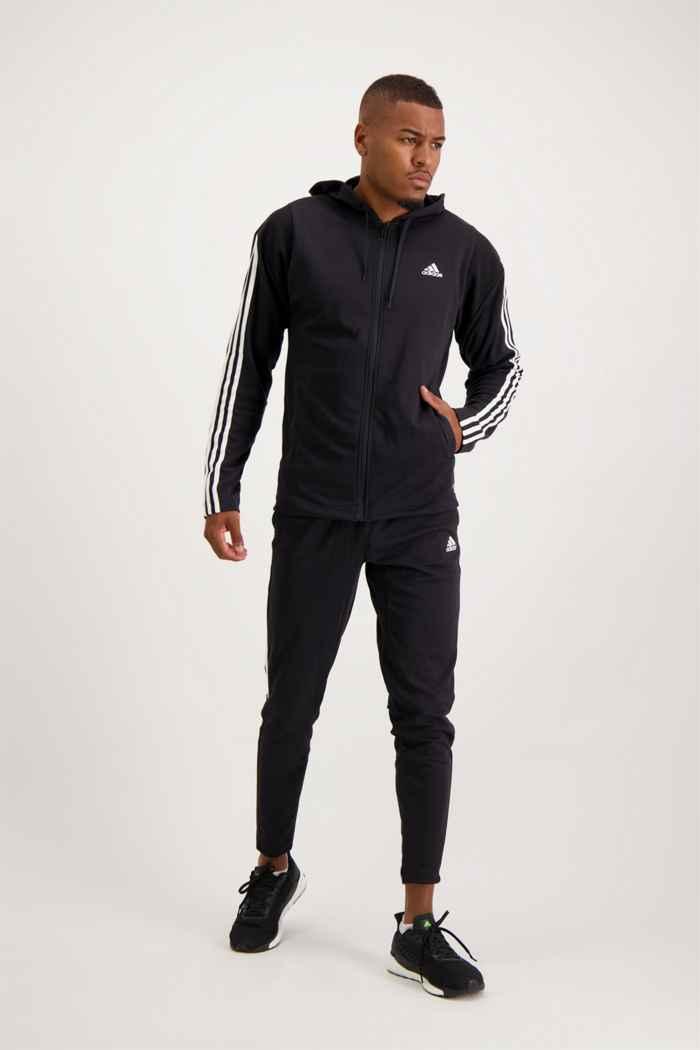 adidas Performance Sportswear Ribbed Insert survêtement hommes 1