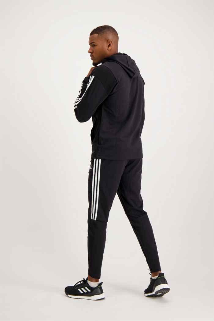 adidas Performance Sportswear Ribbed Insert survêtement hommes 2