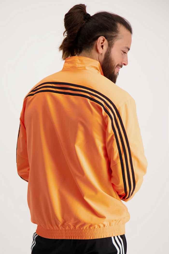 adidas Performance Sportswear Woven 3S Herren Trainingsjacke 2