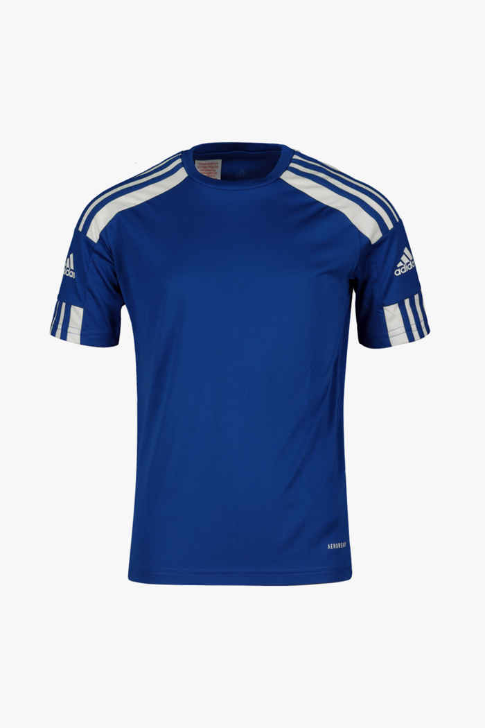 adidas Performance Squadra 21 t-shirt bambini Colore Blu 1
