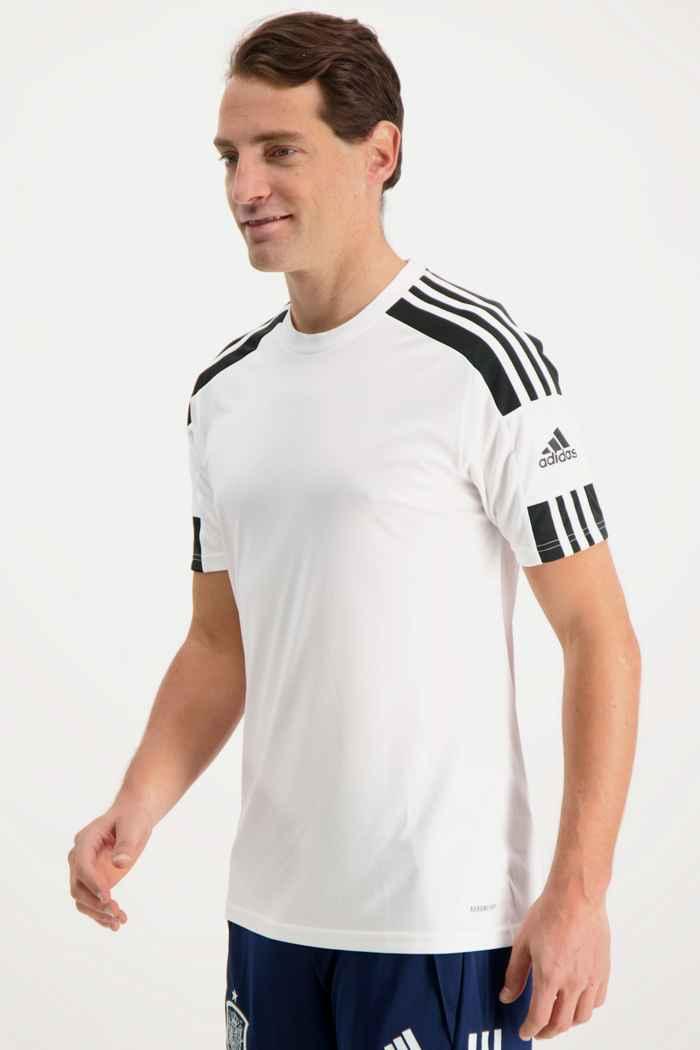 adidas Performance Squadra 21 t-shirt hommes Couleur Blanc 1