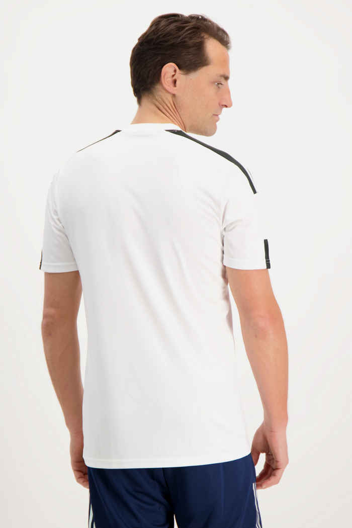adidas Performance Squadra 21 t-shirt uomo Colore Bianco 2