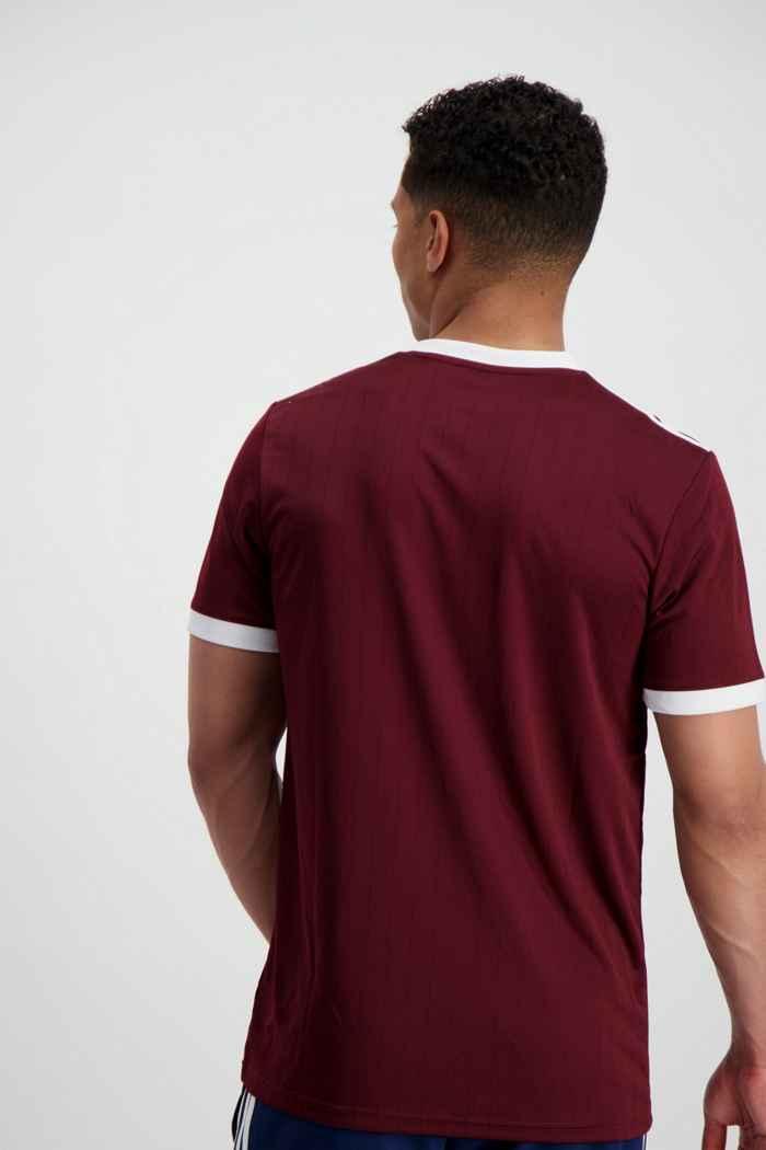 adidas Performance Tabela 18 t-shirt uomo Colore Bordeaux 2