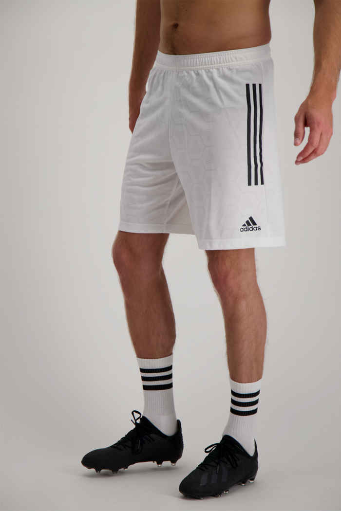 adidas Performance TAN Jacquard short uomo 1