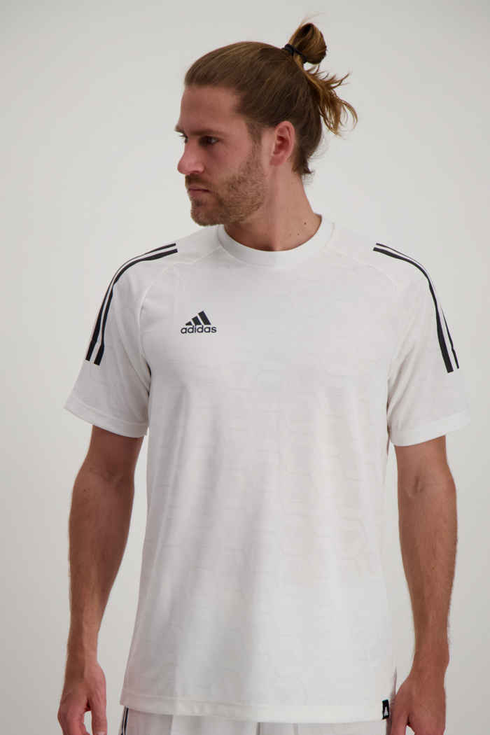 adidas Performance TAN Jaquard t-shirt uomo 1