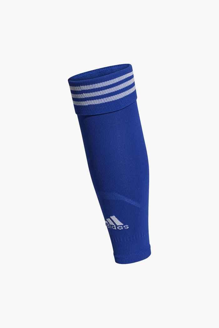 adidas Performance Team 34-36 Fussballstulpen Farbe Blau 1