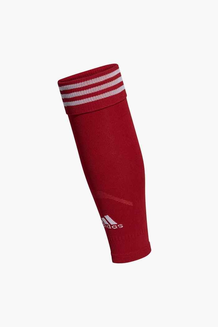 adidas Performance Team 34-36 Fussballstulpen Farbe Rot 1