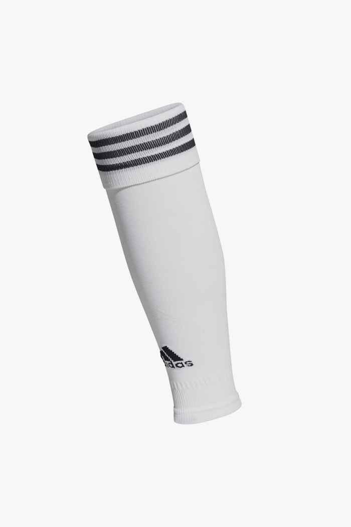 adidas Performance Team 34-36 Fussballstulpen Farbe Weiß 1