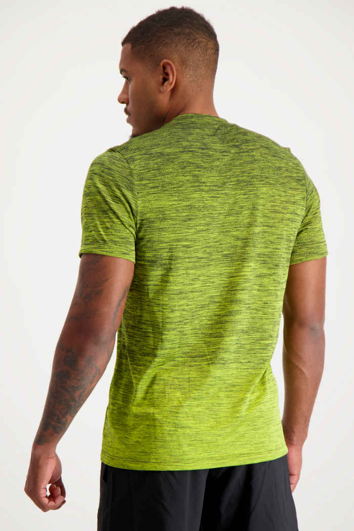 adidas Performance Tech Gradient Herren T-Shirt Farbe Gelb 2