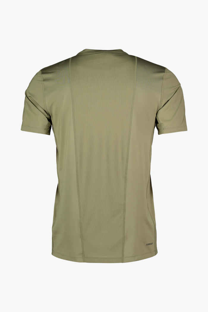 adidas Performance Techfit 3S Fitted t-shirt hommes 2
