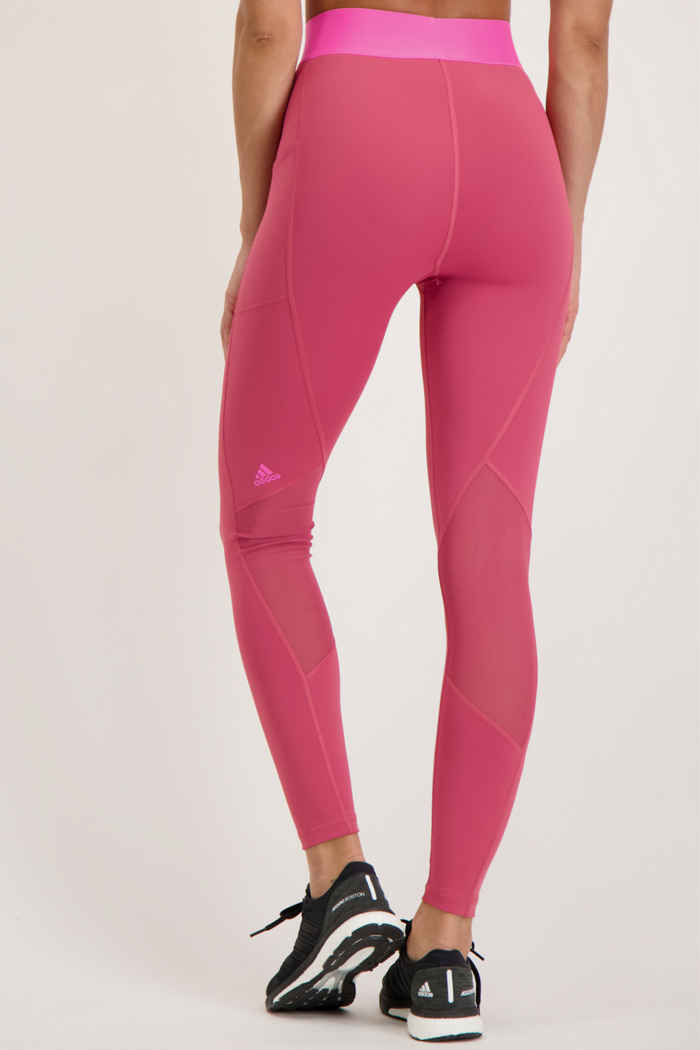 adidas Performance Techfit Life Damen Tight Farbe Pink 2