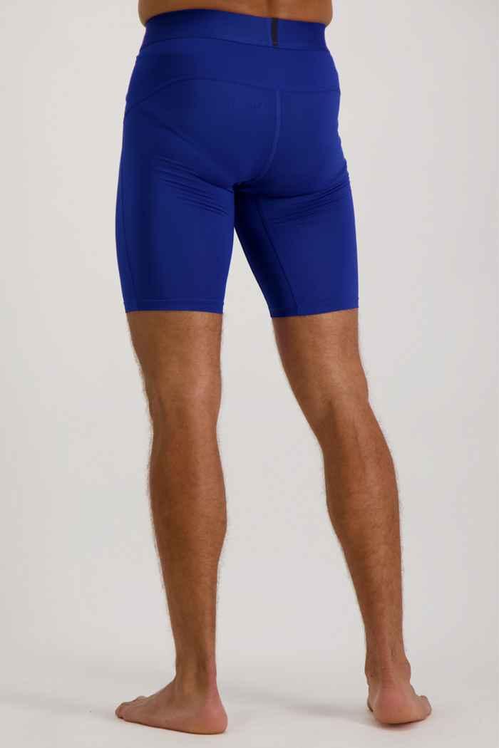 adidas Performance Techfit short hommes Couleur Bleu 2