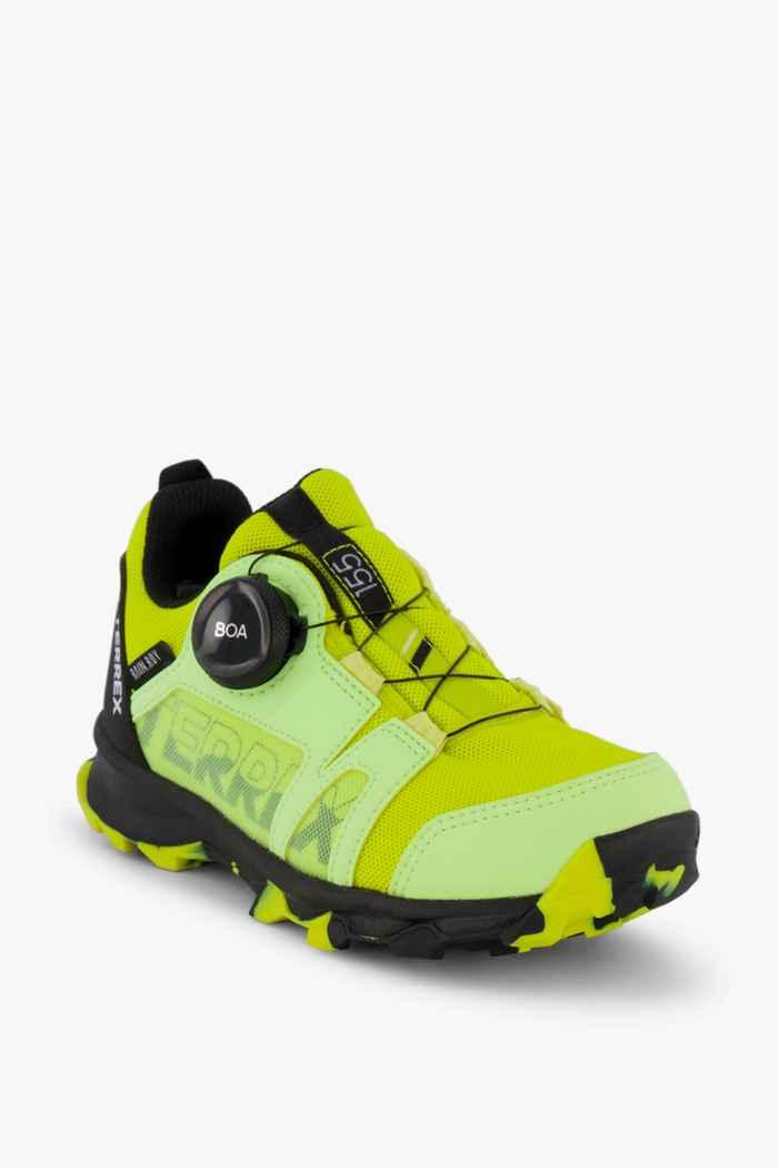 adidas Performance Terrex Agravic Boa® R. RDY chaussures de trekking enfants Couleur Jaune 1