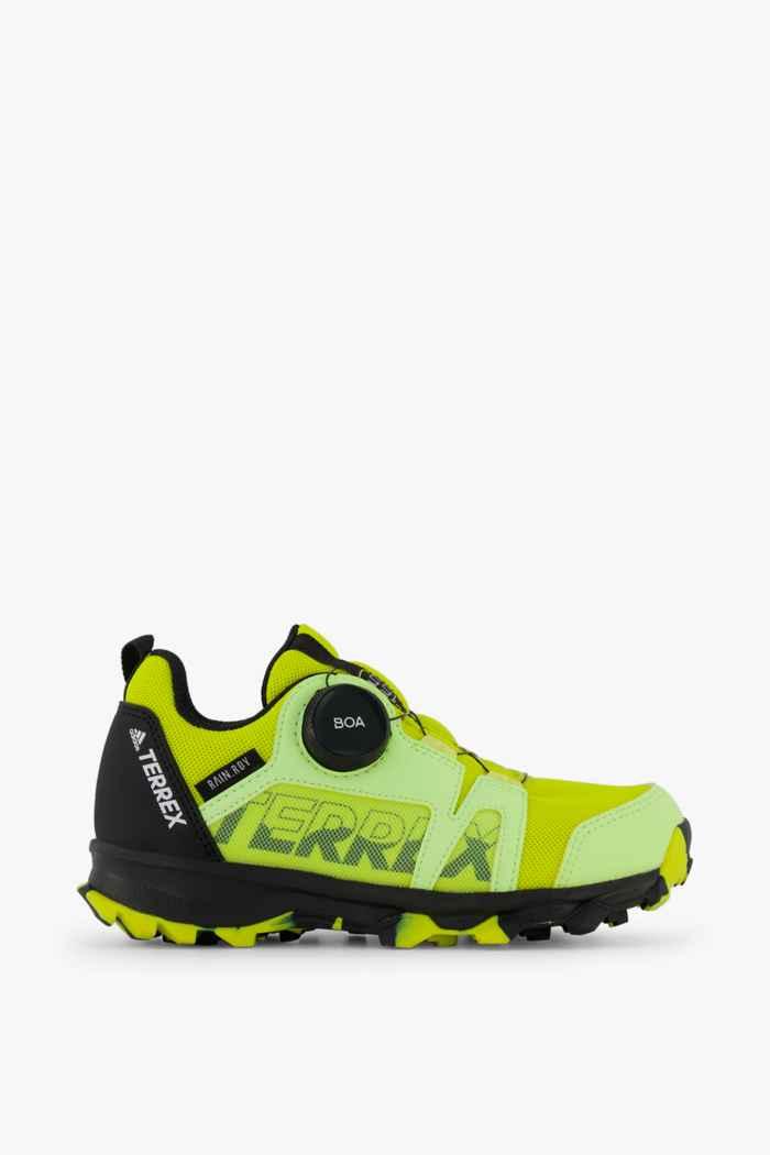 adidas Performance Terrex Agravic Boa® R. RDY chaussures de trekking enfants Couleur Jaune 2