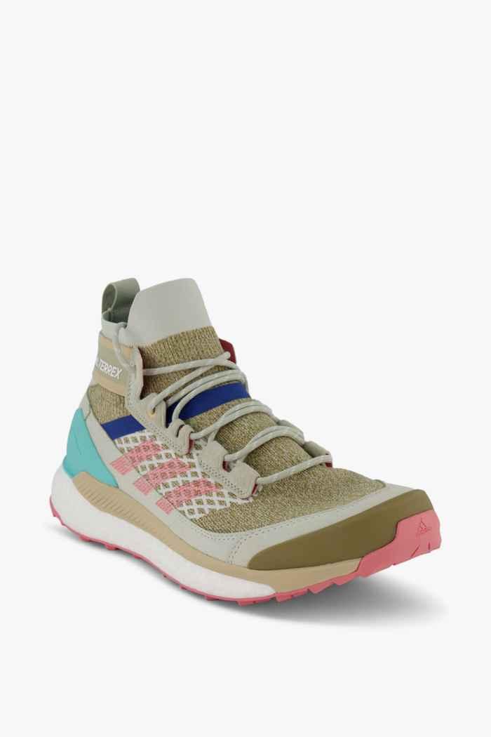 adidas Performance Terrex Free Hiker Blue chaussures de randonnée hommes 1