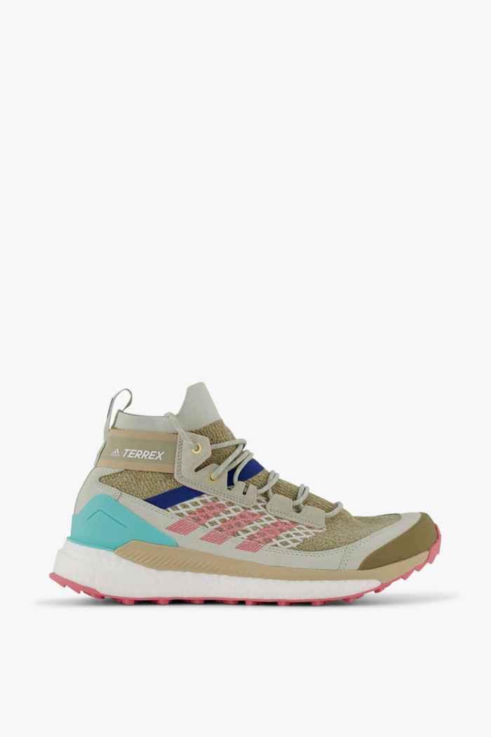 adidas Performance Terrex Free Hiker Blue chaussures de randonnée hommes 2