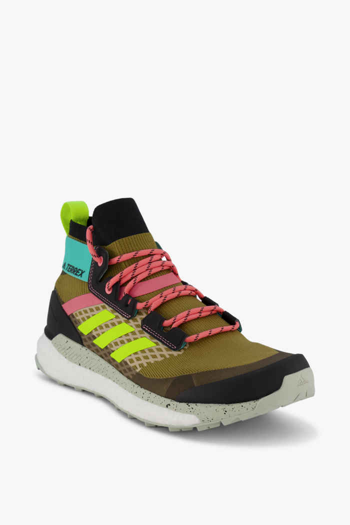 adidas Performance Terrex Free Hiker Primeblue Herren Trekkingschuh Farbe Multicolor 1