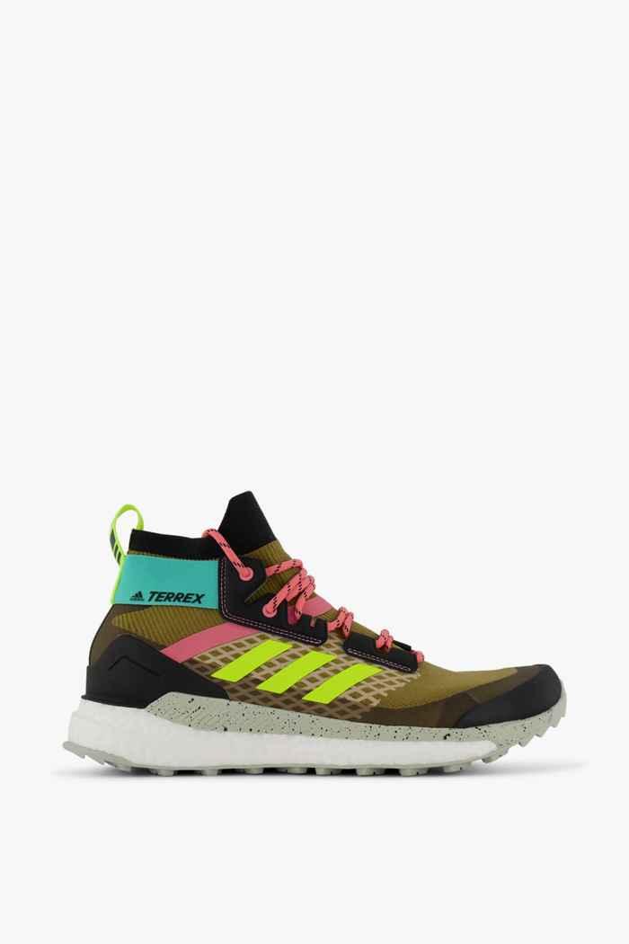 adidas Performance Terrex Free Hiker Primeblue Herren Trekkingschuh Farbe Multicolor 2