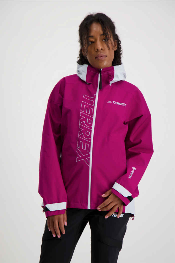 adidas Performance Terrex Gore-Tex® Paclite Damen Outdoorjacke 1
